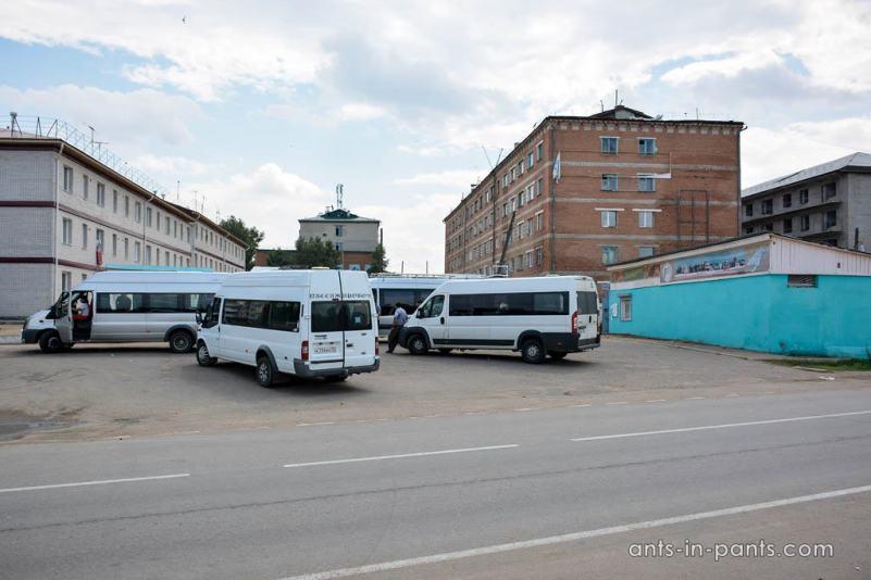 транспорт на Иволгинский дацан