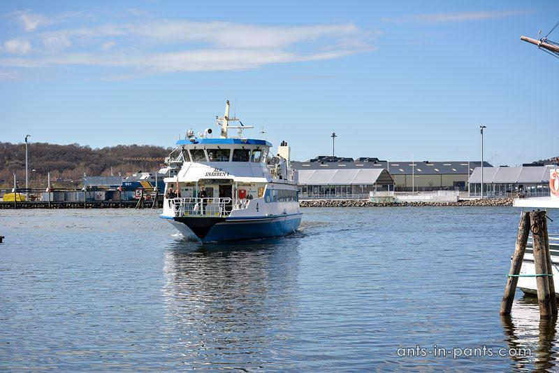 Älvsnabben ferry
