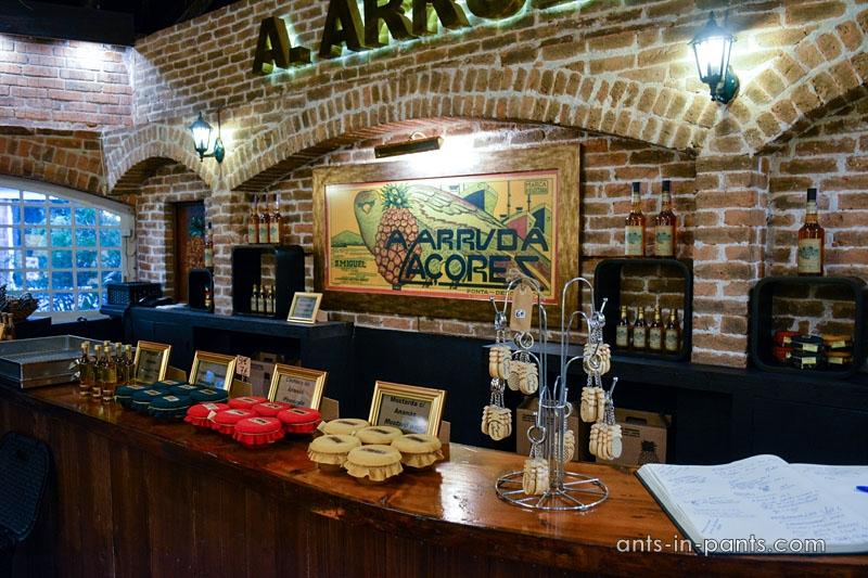 azorean souvenirs