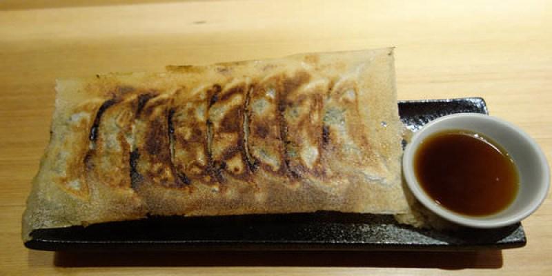 【台中】有喜屋Ukiya日式煎餃;在居酒屋裡面吃有翅膀的日式煎餃,還有超多可愛的招財貓!