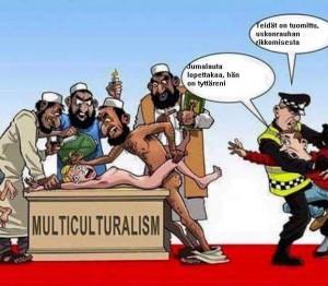 Multiculturismi