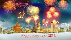 Vuosikatsaus 2015 & oikein mahtavan onnellista Uutta vuotta 2016!
