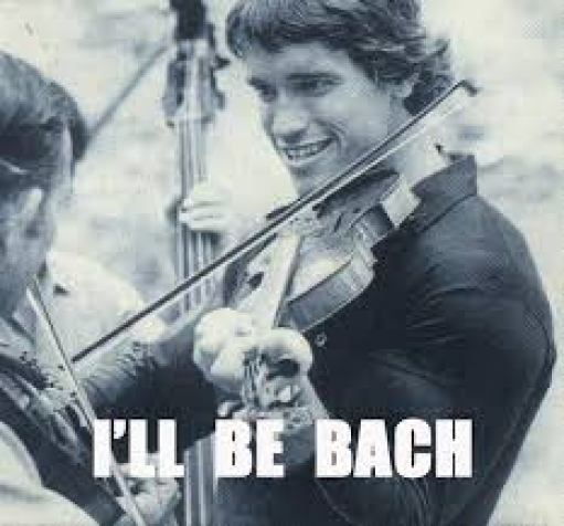 arnold bach