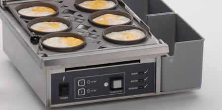 Saying Goodbye to the Grill: Cooking with Egg Stations