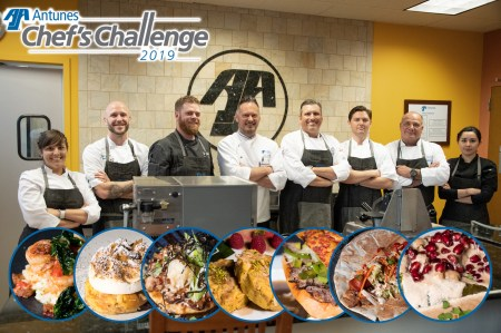 Antunes Chef's Challenge: Taking Kitchens to the Next Level