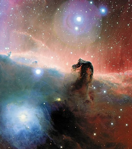 Беспредельный космос
