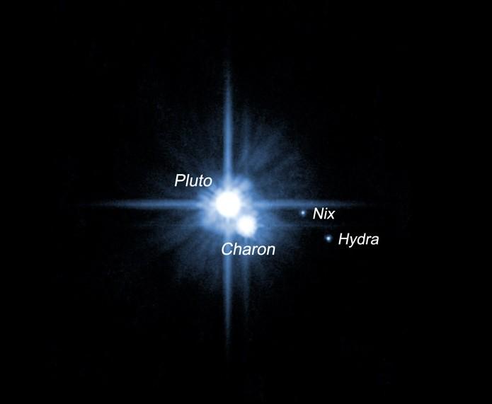 Pluto, sang planet kerdil (4/6)