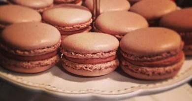 طريقة سهلة لتحضير حلوى المعكرون بالصور