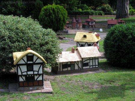 Melbourne, Fitzroy Gardens