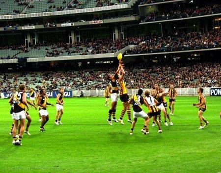 Football australijski, Melbourne