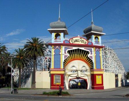 Lunapark, St Kilda, Melbourne, Australia