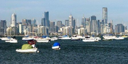 panorama Melbourne