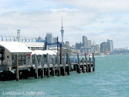 JDevonport, Auckland, Nowa Zelandia