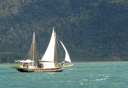 jacht, Cairns, Australia