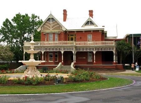 Rio Vista House, Mildura, Australia