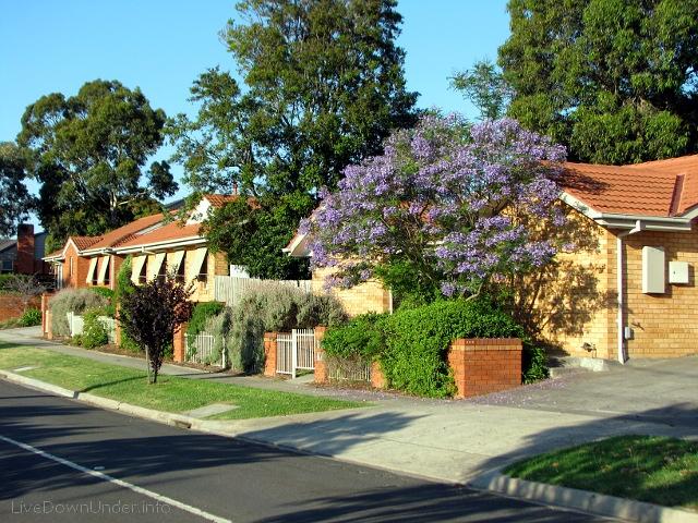 domy w australii