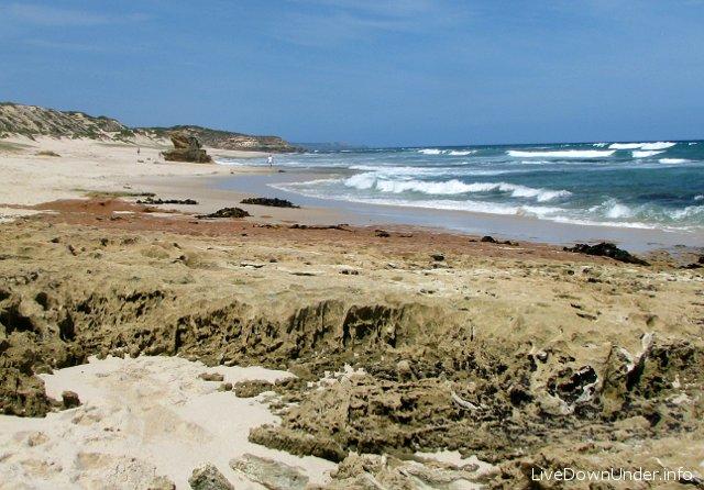 Rye Back Beach