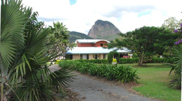 Glasshouse Mountains, Sunshine Coast, Queensland, Australia