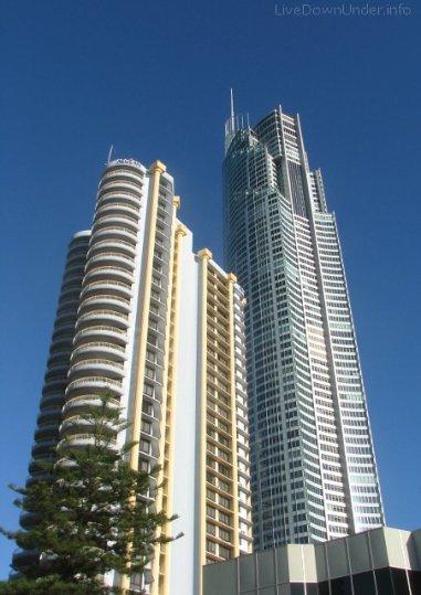 Q1, Surfers Paradise, Gold Coast