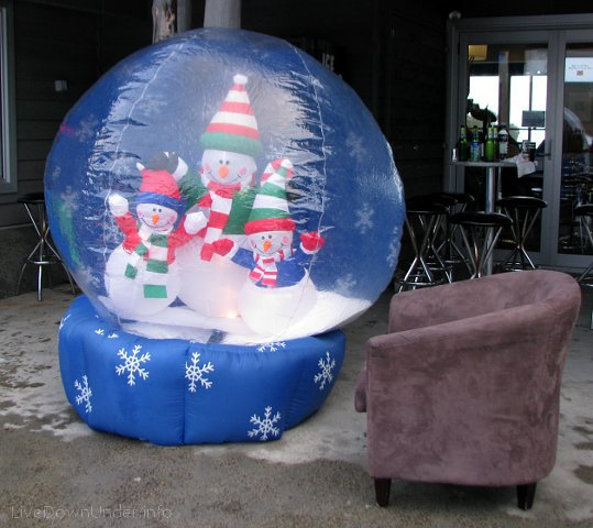 Christmas in July, Mount Baw Baw, Australia