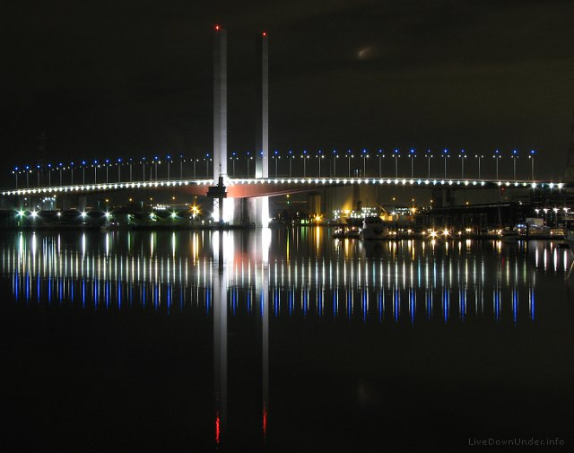 Melbourne, Bolte Bridge