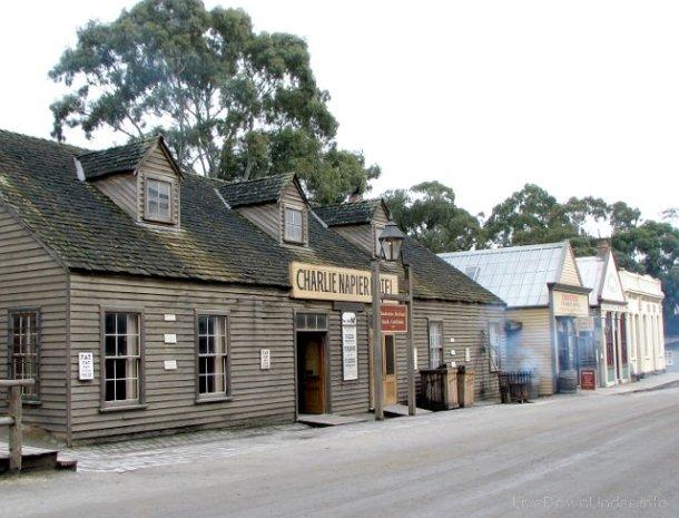Sovereign Hill, Ballarat, Wiktoria