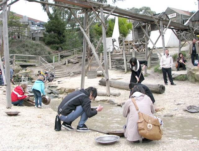 Sovereign Hill, Ballarat, Wiktoria
