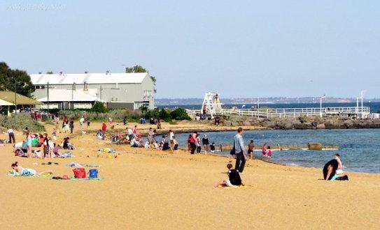 Plaża Williamstown