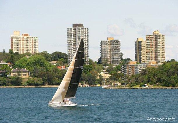 Port Jackson, Sydney, Australia