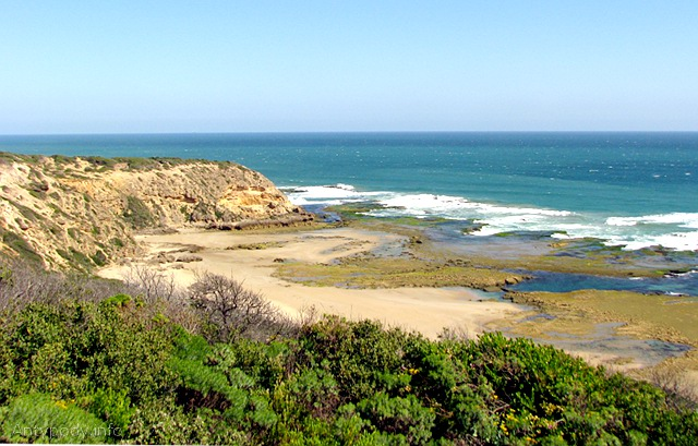 Cheviot Beach, Point Nepean, Victoria, Australia