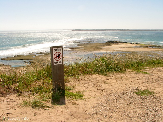 The Rip, Point Nepean, Victoria, Australia