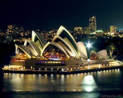 Opera w Sydney, Australia, tapety na pulpit