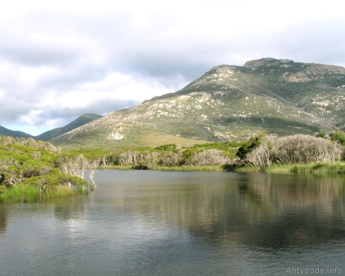 Tidal River, Wilsons Promontory, Australia, tapety na pulpit