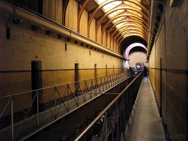 Stare więzienie w Melbourne, Australia