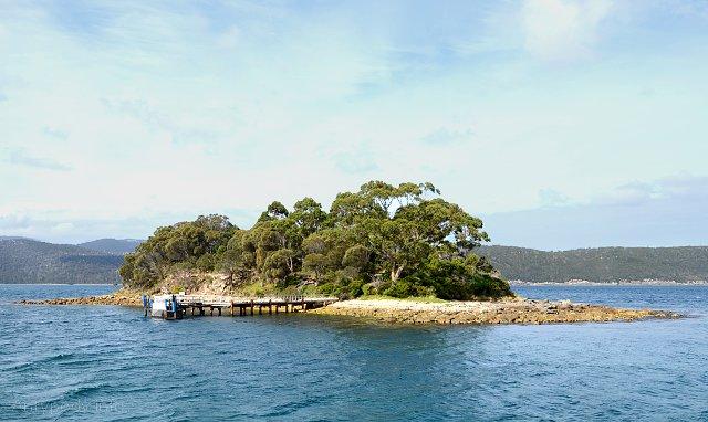 Wyspa Umarłych, Port Arthur, Tasmania