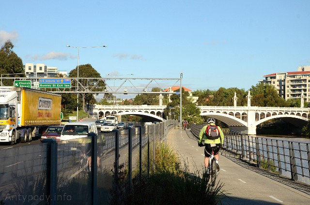 Ride to Work Day in Melbourne, 2011