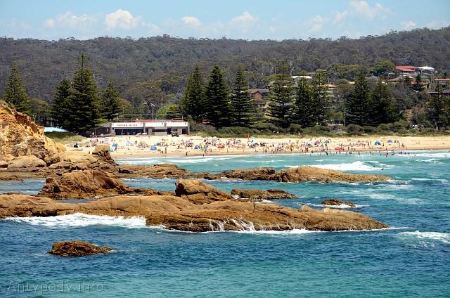 Tathra Beach, NSW, Australia