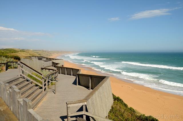 Logan Beach, Wiktoria, Australia