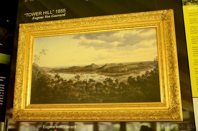 Tower Hill, Wiktoria, Australia