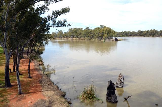 Ujście rzeki Darling, Australia