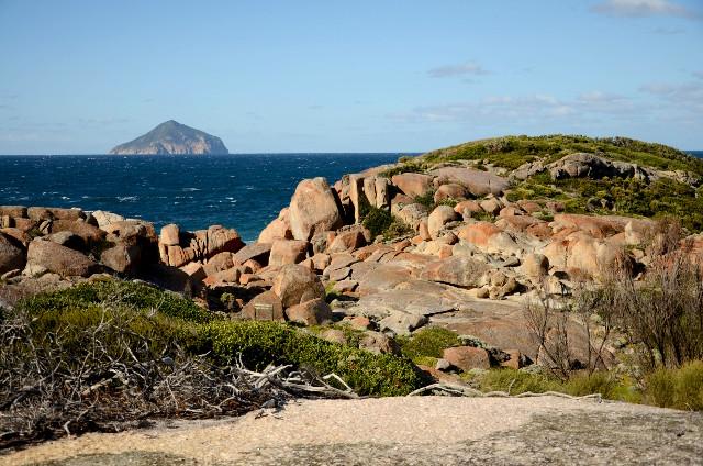 Najdalej na południe wysunięty fragment kontynentu Australii