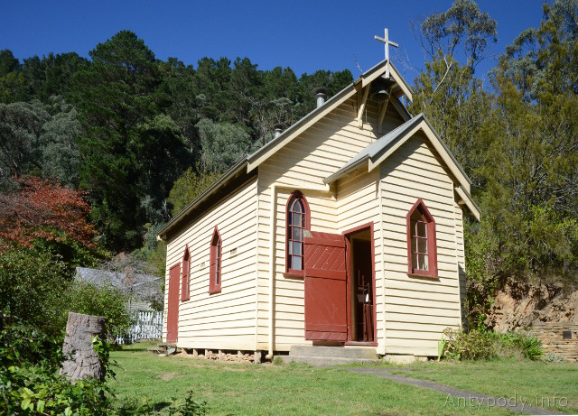 Walhalla, Australia