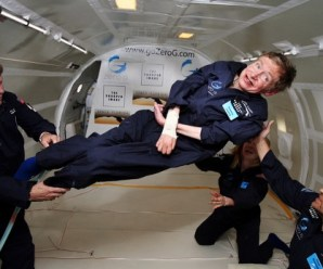 The Stephen Hawking Success Story: Never Give Up on Life