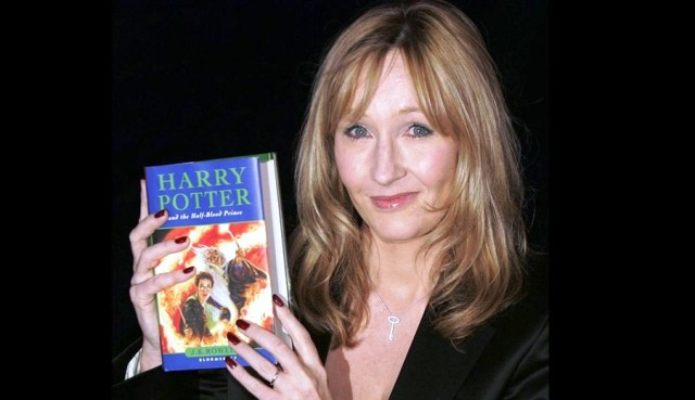 A Super Motivational Speech By JK Rowling, Author of The Harry Potter Series