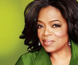 An Inspirational Speech By Oprah Winfrey About Finding Happiness
