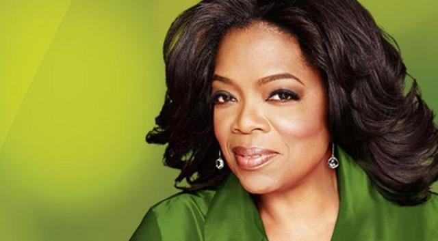 An Inspirational Speech By Oprah Winfrey On Finding Happiness