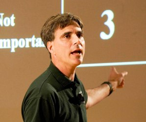 Randy Pausch: The Last Lecture – Part Two