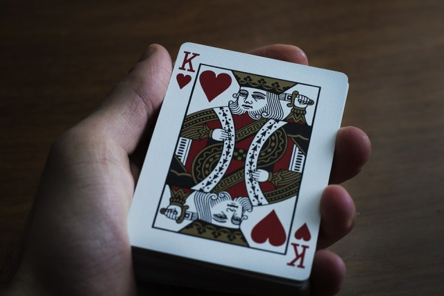 Why Life Is Like a Deck of Cards