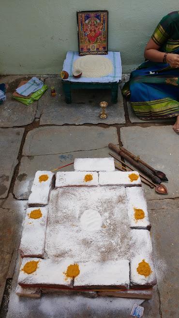 preparation for chandi homam