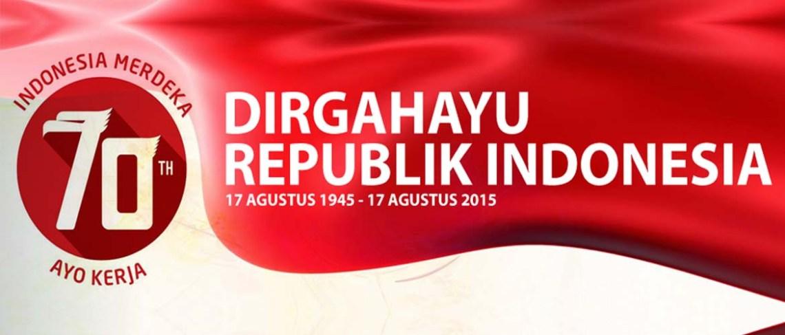 Kemerdekaan Indonesia Ke 70